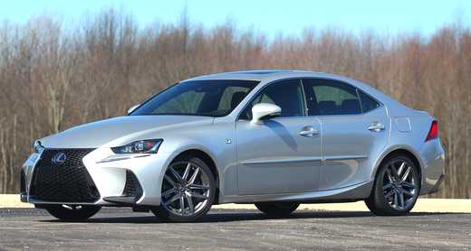 2021 lexus is  lexus cars reviews